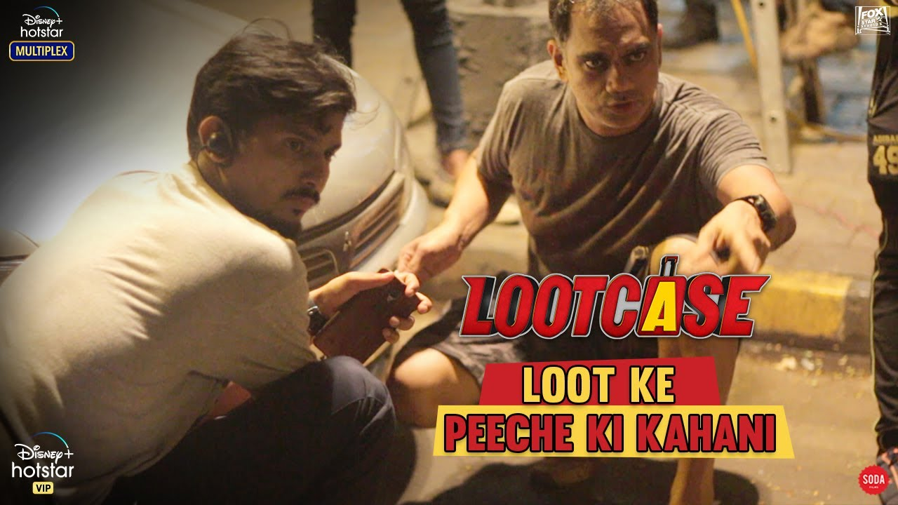 Loot Ke Peeche Ki Kahani | Lootcase | Kunal | Rasika | Ranvir | Dir: Rajesh Krishnan | Streaming Now