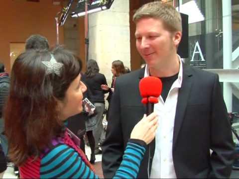 Entrevista a Alfonso Blaas, por el corto ALMA
