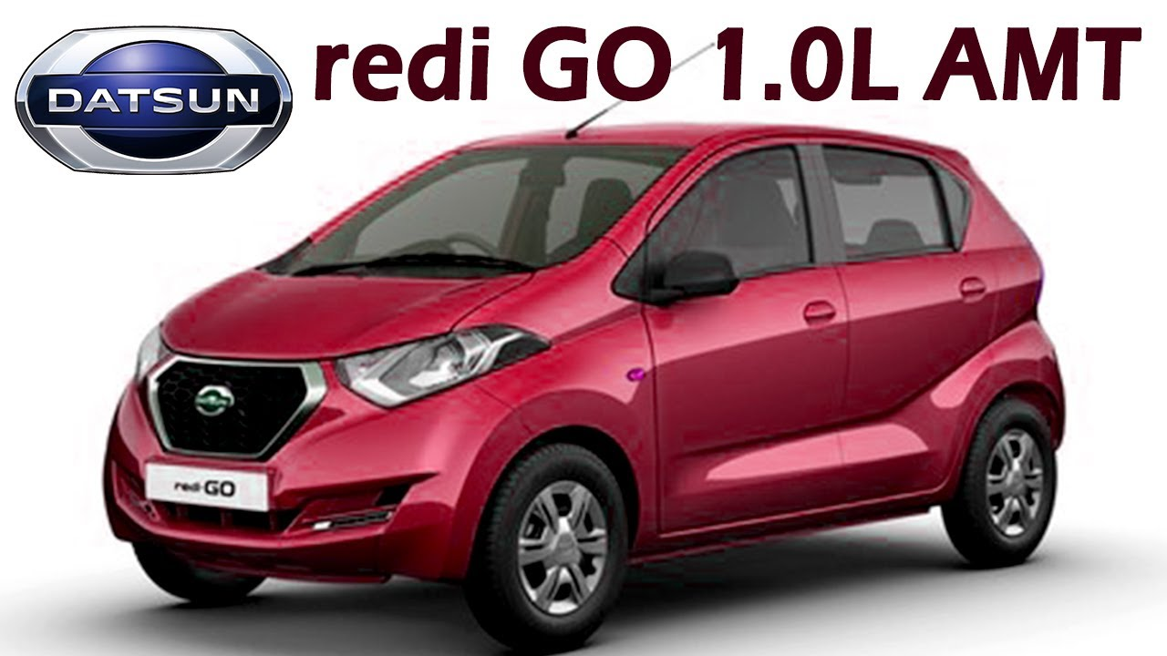 Datsun redi Go 1.0 Ltr AMT | Price, Specifications ...