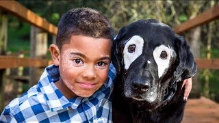 Boy and Dog Share the Same Rare Medical Condition