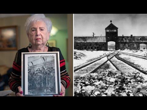 Holocaust Survivors Remember Auschwitz 75 Years Later