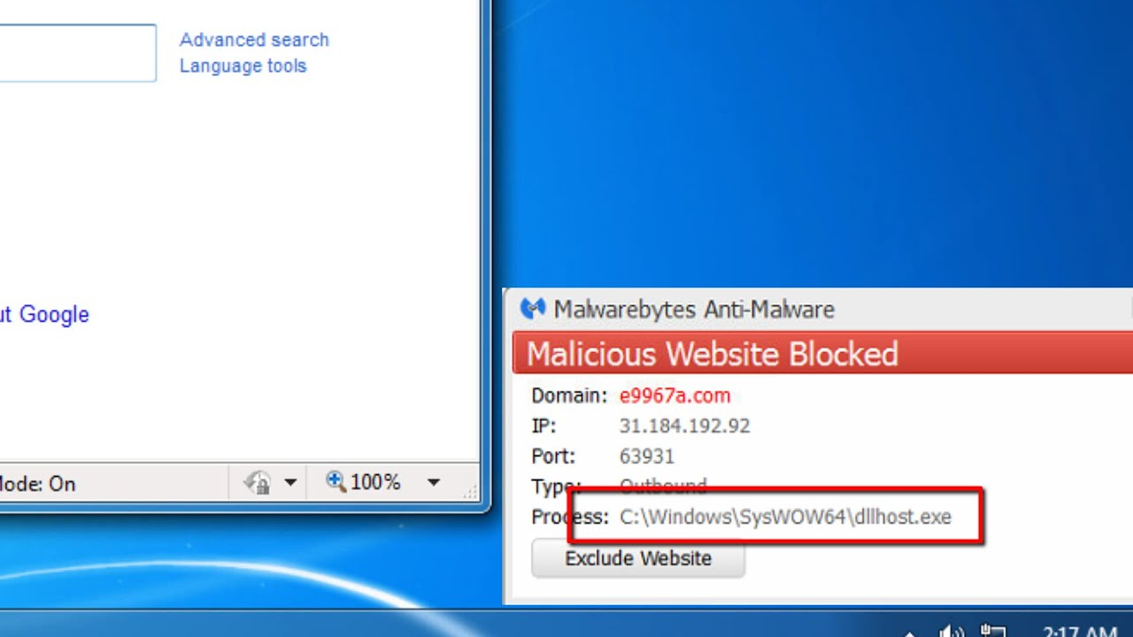 How to remove C:\\Windows\\SysWOw64\\dllhost.exe Trojan ...