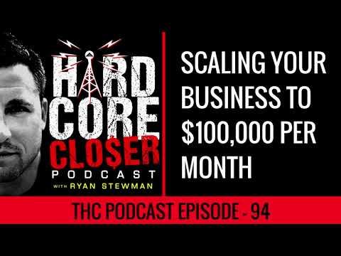 How To Scale Your Business To $100,000 Per Month