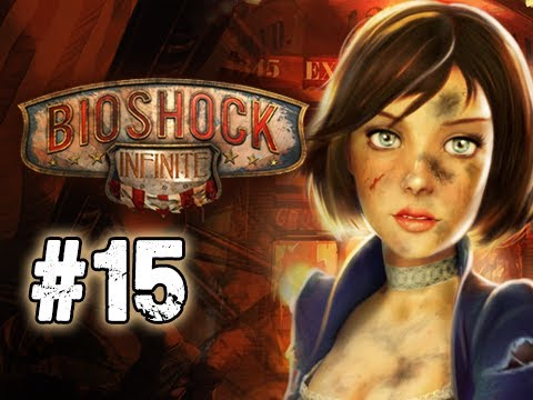 Bioshock Infinite Walkthrough - Part 15 Volley Gun Ultra Let's Play Commentary