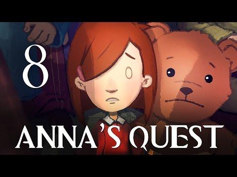 Annas Quest -  Прохождение игры на русском [#17]