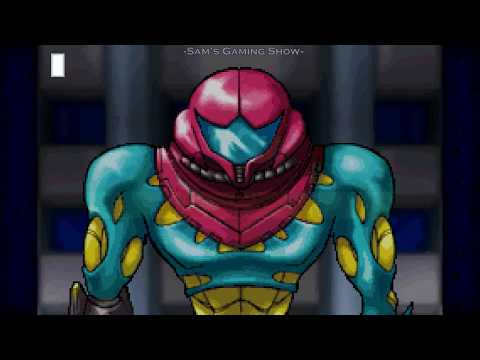Sam's Gaming Show Live - Metroid Fusion