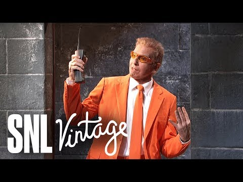 FBI Simulator Larry David as Kevin Roberts  SNL