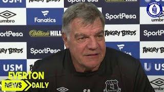 Allardyce Receives Apology For Fan Survey | Everton News Daily