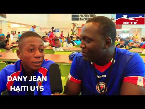 HFTV: HAITI U15