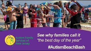 Autism Beach Bash with Autism Family Services & Surfers Healing