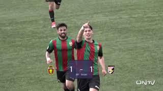 ONTV: Highights Ternana U-Palermo Campionato Primavera (1-1)