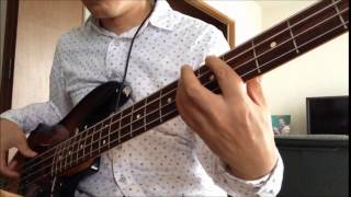 My Melancholy Blues - Bass Cover