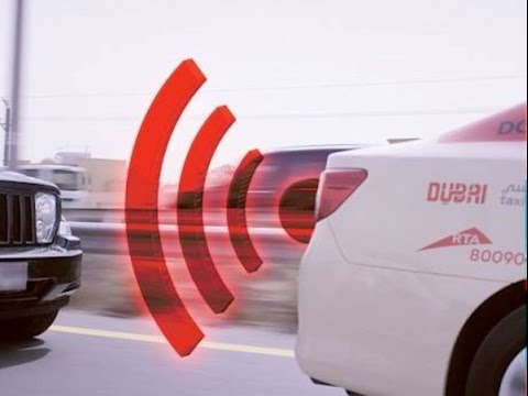 Dubai Taxi to get 'tailgating alert' devices installed