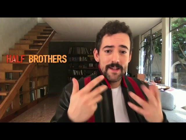 Half Brothers: Luis Gerardo Méndez & Connor Del Rio