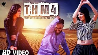 Gambar cover THE HARYANVI MASHUP 4💪💪 by VC PRODUCTION