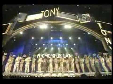 A Chorus Line - 2007 Tony Awards