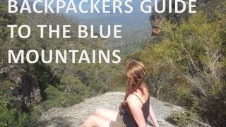 BACKPACKERS GUIDE TO THE BLUE MOUNTAINS (SYDNEY)