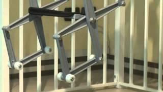 Автоматическая чердачная лестница .(Автоматическая чердачная лестница с электроприводом производства Италия. Лестницу вы можете прибрести..., 2016-04-22T23:00:53.000Z)