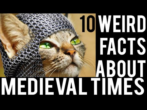 ★★★ WEIRD Facts about the Middle Ages ★★★