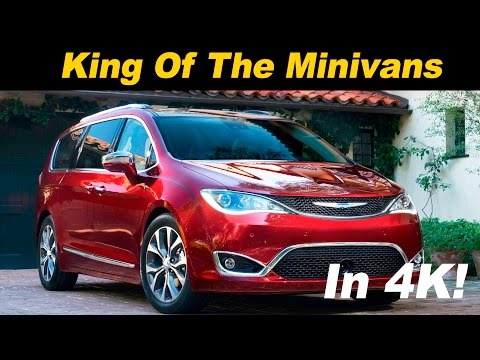 2017 Chrysler Pacifica Review and Road Test - DETAILED in 4K UHD!