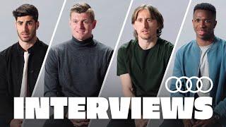 Kroos, Asensio, Modrić & Vini Jr. | Real Madrid & the future!