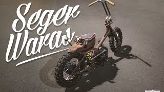 "Rusty ""Seger Waras"" C70 Night Ride"