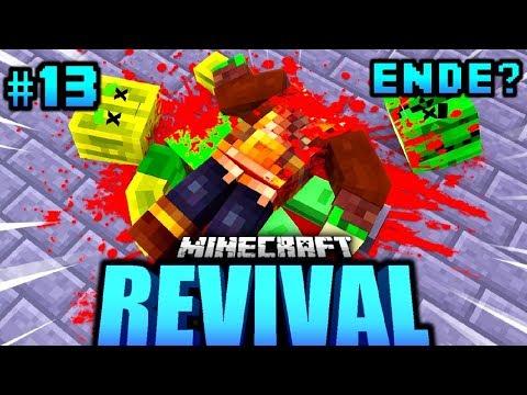 das-tragische-ende-von-revival?!---minecraft-revival-#13-[deutsch/hd]