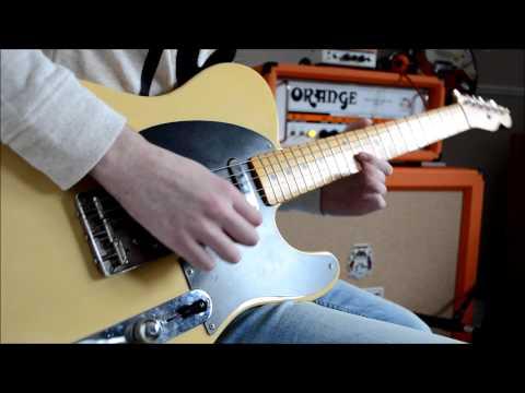 Josh Turner - Your Man - Guitar Cover