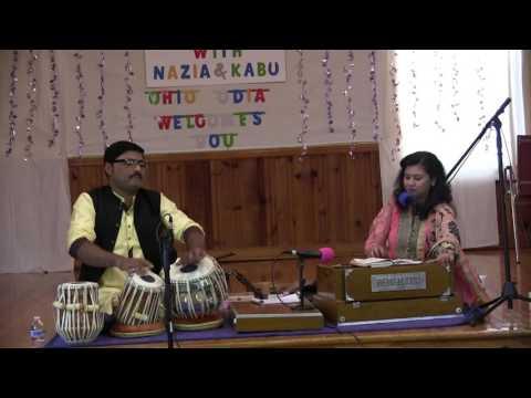 Brundabane bansi ke bajaila -- Odia Bhajan (Nazia Alam)