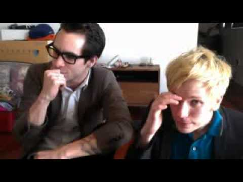 Brendon Urie & Patrick Stump Stream 09/07/11 - YouTube