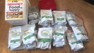 Augason Farms Emergency Food Supply Pail