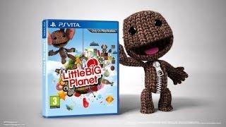 LittleBigPlanet PS Vita Parte 1