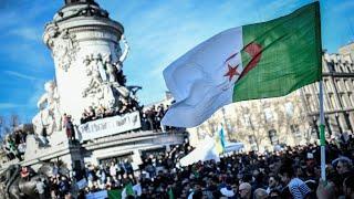 À Paris, la diaspora algérienne se mobilise en nombre contre un nouveau mandat de Bouteflika