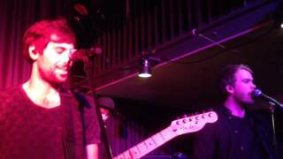 IN BALANCE Max Giesinger & Band @Schocken Stuttgart 18.12.15
