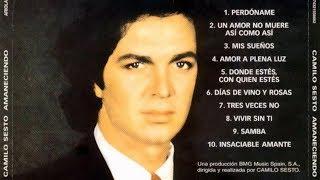 «Perdóname» – Camilo Sesto
