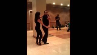 Chicago Salsa Congress 20121- Micah Boon & Kathy Cabrera workshops