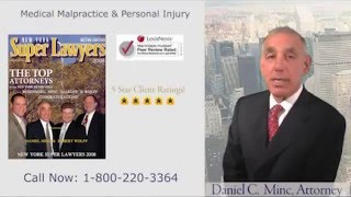 Finding a Top NYC Medical Malpractice & Personal Injury Law Firm