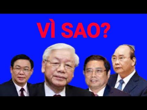 ⛔ Vì sao - Trưởng ban tổ chức lại được đặc cách nhảy ngang làm tân TT VN?