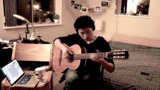 [Kotaro Oshio] Wind Song - On Classical Guitar