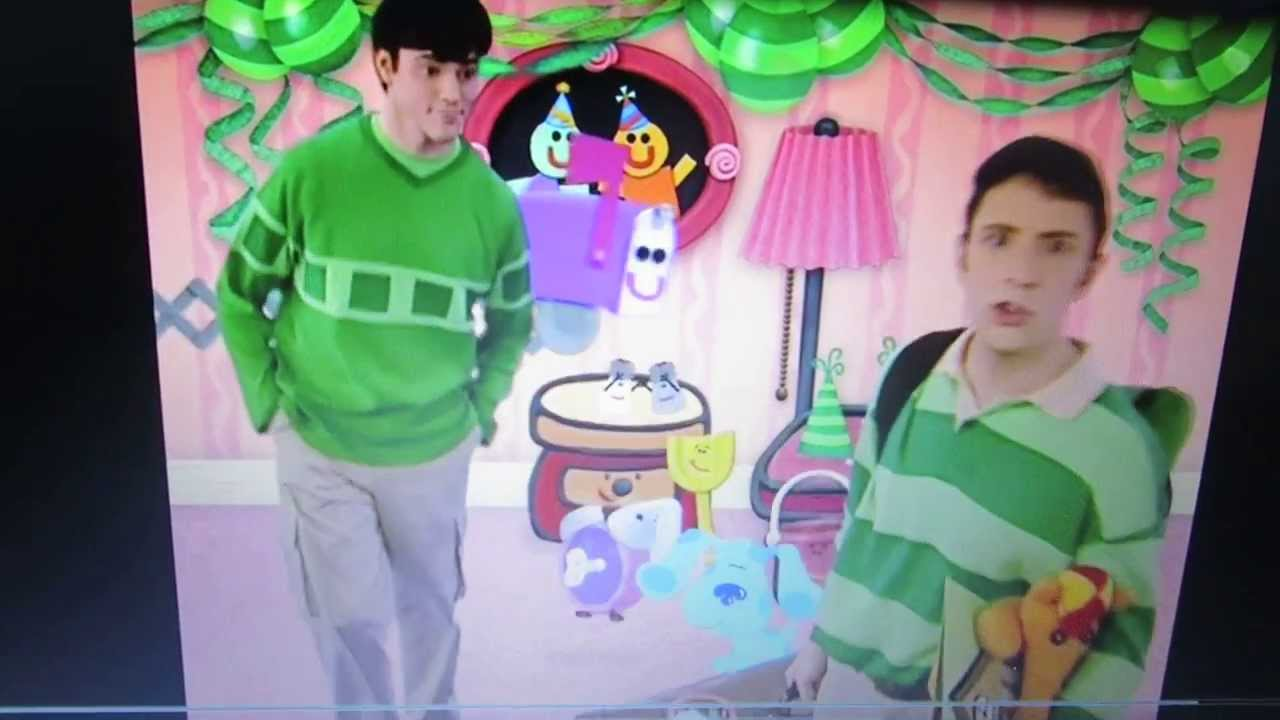 Blues Clues Get Ready Get Set Dont Go Youtube