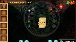AVM Fantasy Forest Temple Escape walkthrough AVMGames.