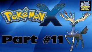 Pokemon X - Part 11: The Echo! (w/Deedster96)