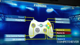 E3 2012 - MADDEN 13 - GAME CONTROLS - XBOX 360