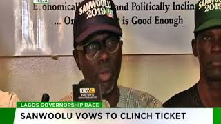 Sanwoolu vows to clinch Lagos PAC governorship ticket