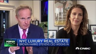 N.Y.C. high-end real estate getting hit hard: Brown Harris Stevens CEO