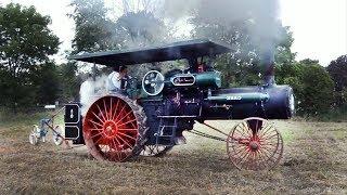 Retro tractor /Ретро трактора /Трактор на паровом ходу