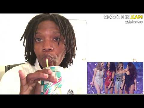 NOT IMPRESSED! Fifth Harmony v Little Mix • Dance Battle | REACTION