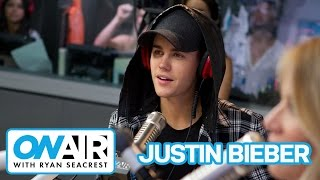 Justin Bieber Reveals New Leading Lady | On Air with Ryan Seacrest