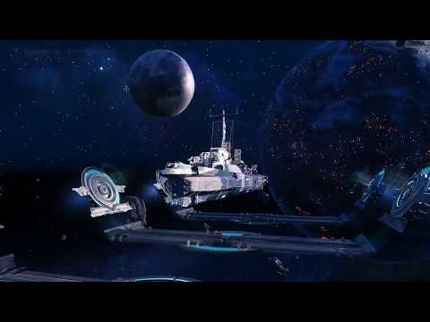 World of warship (Space box open,port,and ships)