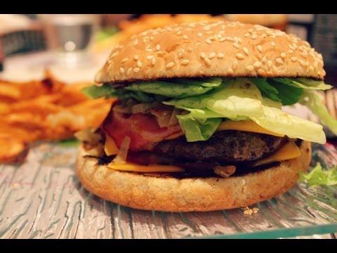 recette-:-burger-maison